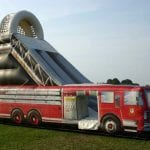 inflatable-fire-truck-slide