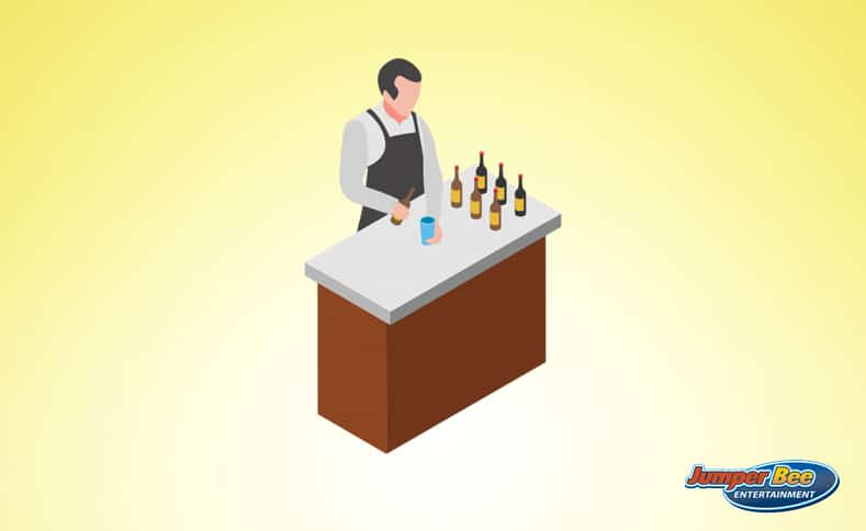 Bartender and Serving Alcohol