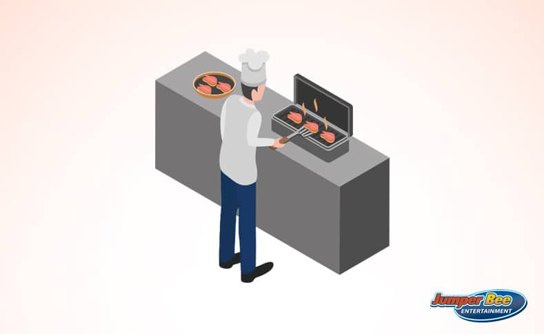 Contest of Cooking