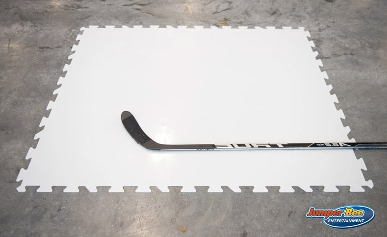 Synthetic Ice Tiles