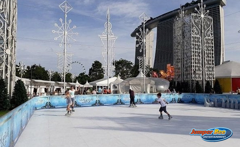 Weather Ice Rink