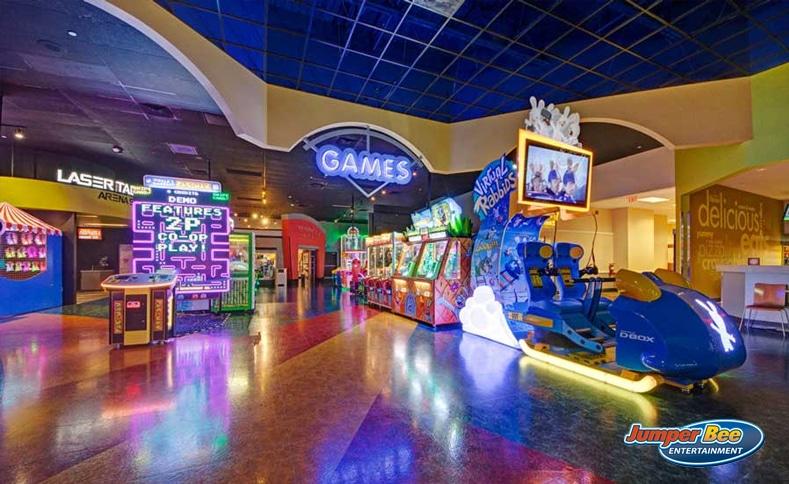 Arcade Main Event