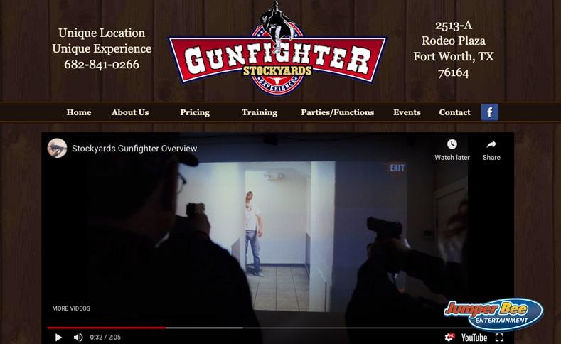 Gunfighter Stockyards