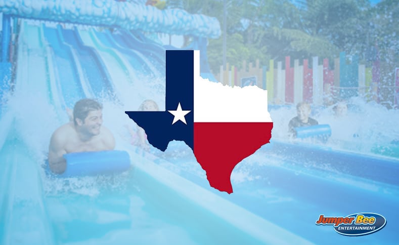 Water Parks in North Texas