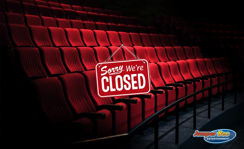 Closed Theaters