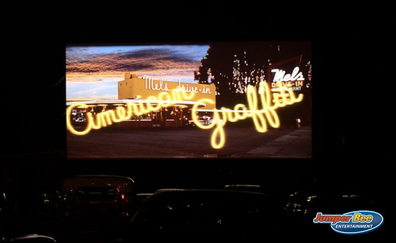 Example Drive in Theater