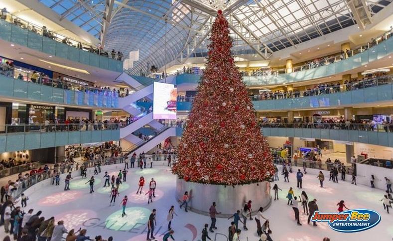 Galleria Ice Skating Center