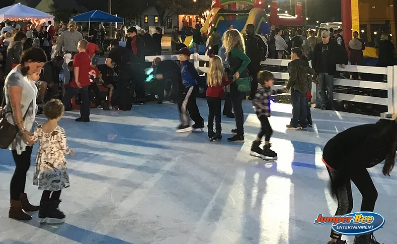 Second Example of Ice Rink