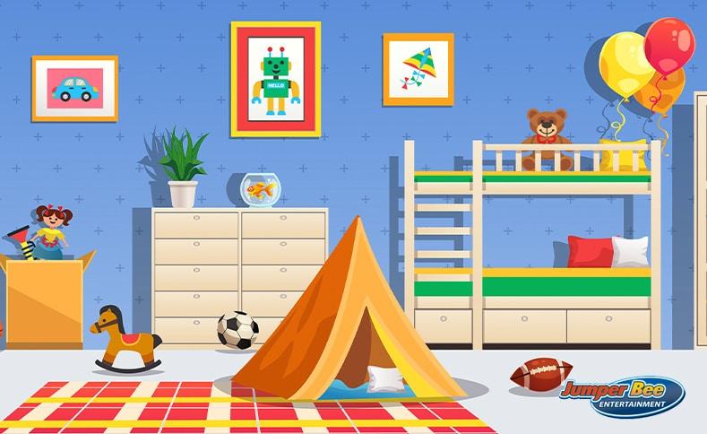 Small Child Tent