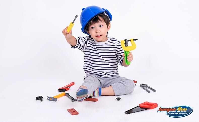 Toddler Fake Tools