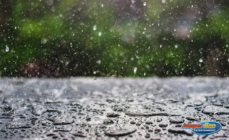 Hard Rain Drops